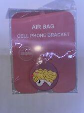 3D air bag cell phone bracket Grip Finger Ring (GET 2 FOR 1)