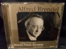 Mozart - Piano Sonatas -Alfred Brendel