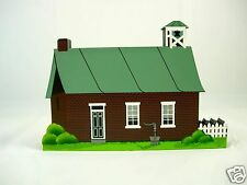 Shelia's Collectibles - Amish School House - Limited Edition #95/262