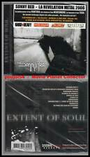 """SONNY RED """"Extent Of Soul"""" (CD) 2006 NEUF"""