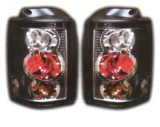 Black Altezza Tail Lights Right Left Side Holden Commodore Wagon Ute VN VP VR VS
