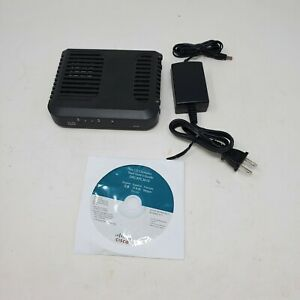 Cisco DPC3010 Cable Modem for Spectrum & Comcast in Box with Installation CD