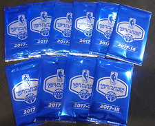 (10)-2017-18 PANINI PLAYER OF THE DAY BASKETBALL CARD PACKS POSS.ROOKIES-AUTOS$$