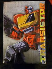 Transformers Masterpiece Blaster/KFC Transistor