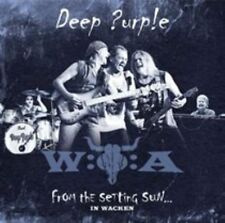 LP Deep Purple From The Setting Sun Wacken 2013 3lp Quality 0210539emu
