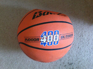 Baden 400 Series Indoor Outdoor Orange Basketball OB-O6A Slightly Deflated AS IS