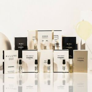 Chanel Perfume Sample Spray Vials - Choose your Scent & Combined Shipping