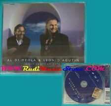 CD Singolo AL DI MEOLA & LEONID AGUTIN Cosmopolitan Life 2005 no lp SEALED (S1)
