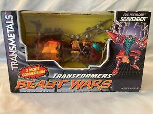 Transformers Beast Wars Transmetals SCAVENGER - NIB