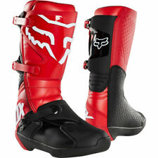Fox Racing 2020 Comp Boots Flame Red Motorcycle Off Road MX Motocross 25408-122