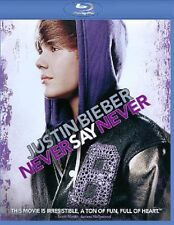 Justin Bieber: Never Say Never (Blu-ray Disc, 2013)