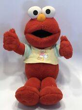 Mattel Fisher-Price Sesame Street Potty Elmo B9126 2003 Doll Only Tested Working
