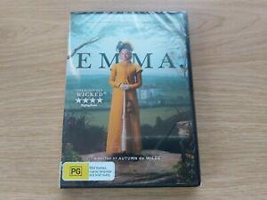 Emma DVD Region 4 NEW - FREE POST - OZ SELLER