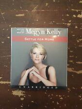 2016 Megyn Kelly Settle For More Audiobook New