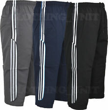 Unbranded Sports Striped Shorts for Men