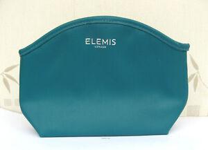 Elemis Bluey/Green Lined Make Up Bag New