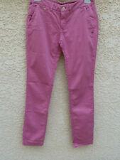 TOMMY HILFIGER Pantalon chinos  rose style décontracté femme  29/32