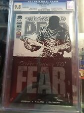 Walking Dead #100 Convention Edition PX Previews SDCC 1st App Of NEGAN CGC 9.8!