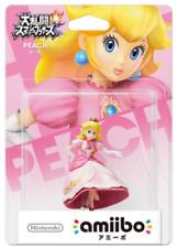 NEW Nintendo 3DS Wii U Amiibo PEACH  (Super Smash Bros. ) JAPAN  F/S
