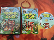 WORLD OF ZOO PC SHIPPING 24/48H