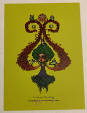 """Marq Spusta Signed A Casual Conjuring Absinthe Print 5x7""""!"""