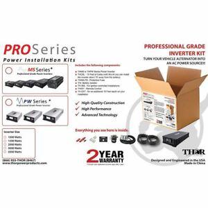 THOR THMS5000 PRO KIT Professional Grade Inverter KIT
