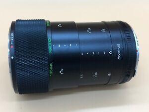 [ EXC ] Olympus OM System Telescopic Macro Auto Extension Tube 65-116 #084