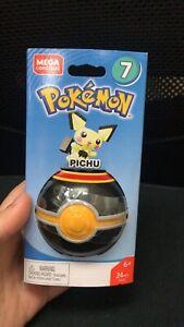 Mega Bloks Construx Pokemon Series 7 Pichu FVK65