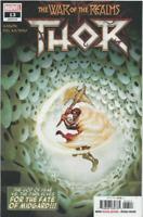 Thor #13 Marvel COMICS AARON 2019 COVER A 1ST PRINT
