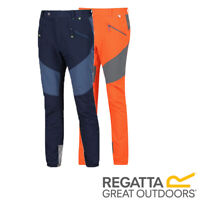 Men's Regatta Mountain Stretch Water Repellent Golf Walking Trousers RRP £90