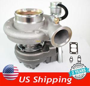 FOR Dodge Ram 2500 3500 Cummins 5.9L 99-02 HX35W Turbo Turbocharger 3592766