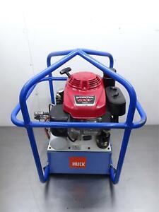 Huck 913F POWERIG Honda GXV160 Gas-Powered Hydraulic Power Supply Unit  #2