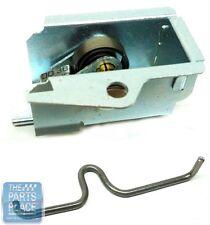 1968-72 Pontiac Choke Stat Coil & Rod - 4 BB Carburetor