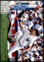 Don Mattingly 2020 Topps Short Print Variations 5x7 #335 /49 Yankees