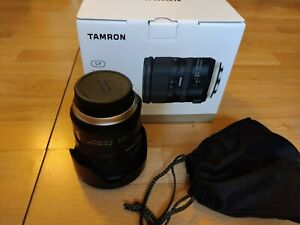 Tamron SP 24-70mm F/2,8 Di VC USD G2 Objectif pour Canon EF Occasion