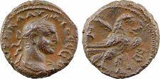 Egypte, Claude II, Tétradrachme d'Alexandrie, An 2, LB - 16