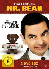 Mr. Bean - Die komplette TV-Serie( Edition, inklusive Strick-Teddy) NEU  (#2482)