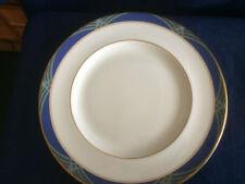 Porcelain/China Dinner Plate Blue Royal Doulton Porcelain & China