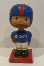 Vintage 1962 New York Giants Bobblehead Square Base Nodder
