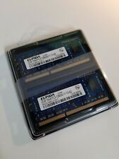 Original Apple Mac Mini 4GB 2 x 2GB RAM DDR3 SO-DIMM 204-Pin PC3-12800 by Elpida