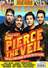 ROCK SOUND #214 07/2016 Pierce The Veil BILLY TALENT Issues BEARTOOTH Thrice NEW