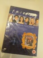 Dvd lote/lot 3 DVD FRIENDS  the complete first series (New lot sealed in English