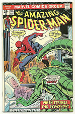 Amazing Spider-Man 1975 #146 Very Fine Scorpion