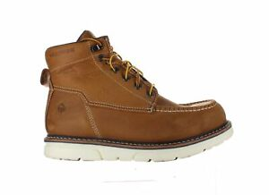 Wolverine Mens Tan Work & Safety Boots Size 11 (2E) (2017123)