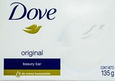 DOVE SOAP BAR 135 GRAM  ORIGINAL White ~  Made in Germany LARGE SIZE