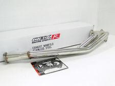 OBX Exhaust Header Fits 84 85 86 87 88 89 90 91 92 Mazda RX-7 1.3L 13B N/A
