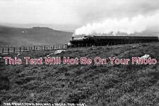 DE 90 - Princetown Railway & Ingra Tor, Dartmoor, Devon - 6x4 Photo