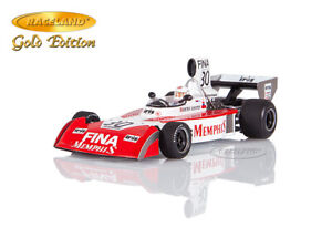 Surtees TS16 F1 Cosworth Memphis GP Österreich 1974 Dieter Quester, Spark 1:43