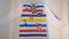 Wiggles / Long Sleeve Shirt / Unisex / Sizes 4 And 5.