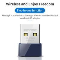 COMFAST CF-723B 2in1 USB Bluetooth WiFi Dongle Adapter Wireless Netzwerkkarte